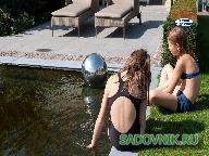 Каучуковая пленка для бассейнов фото