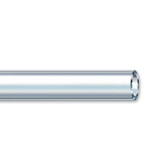 FITT CRISTALLO Extra однослойный прозрачный шланг для подачи напитков и жидкостей, 8х10 100 метров.