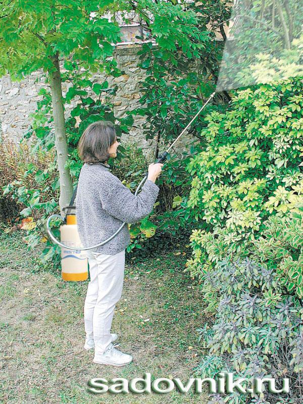 Садовые опрыскиватели GF