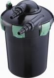 Jebao UPF Биофильтр 20л + Uvфильтр 9 ватт, объем водоема 8000л, max. произв. 2500л/ч, выходы  20/25/32/40мм