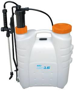 Опрыскиватель садовый помповый, 12 литров с регулируемым соплом. Артикул 7207