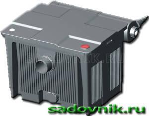 GLQ AQGBF-350 проточный фильтр для садового бассейна и пруда с кои