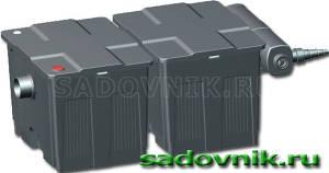 GLQ AQGBF-350B - проточный фильтр для садового бассейна и пруда с кои.